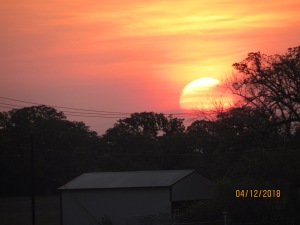 sunrise April 001