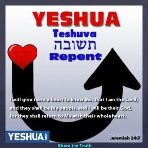 Teshuvah Day 18